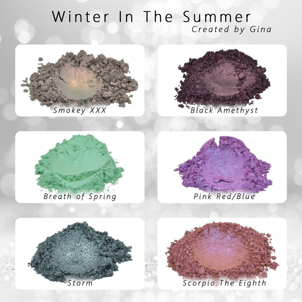 Winter in The Summer Collection