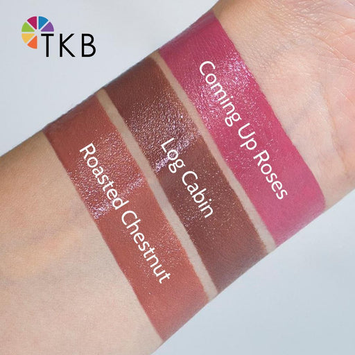 TKB Lip Liquid - Roasted Chestnut