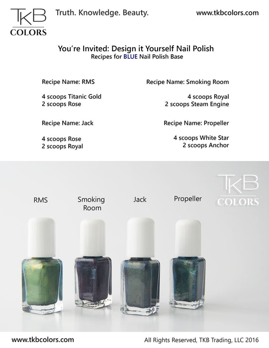Design-It-Yourself Nail Polish Kit