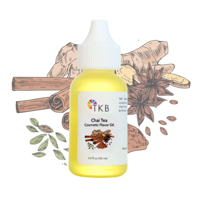 Chai Tea Flavoring Oil