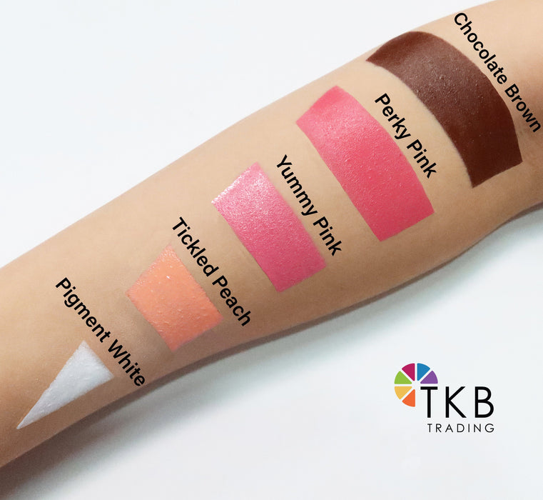 TKB Gloss & Lip Color Set