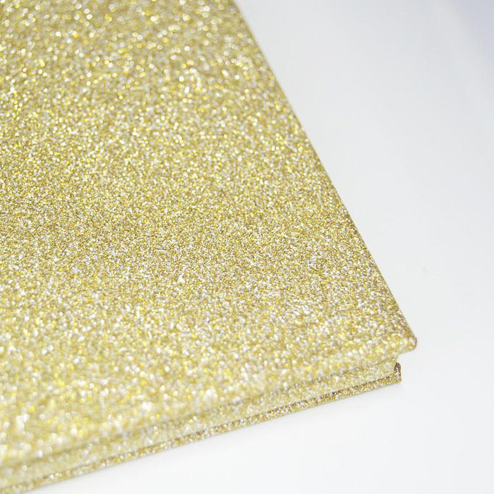 26mm Glittery Gold - TKB Trading LLC