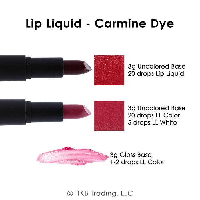 Lip Liquid - 7 Naturals Collection