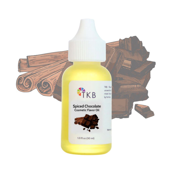 Spiced Chocolate Flavoring Oil