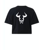 Fraw Back Bull Black Organic Crop