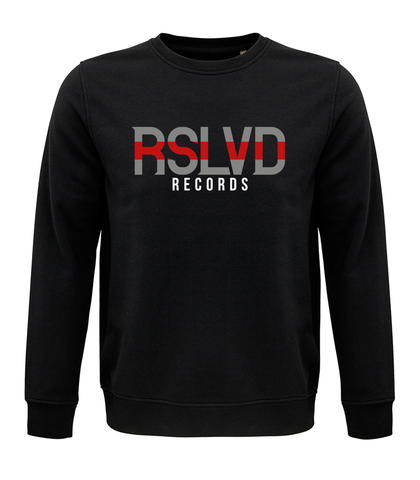 RSLVD Records Organic Sweatshirt