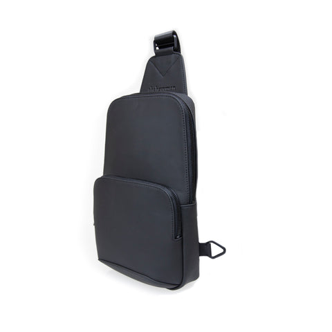 Rubber Banned Cross Body Bag