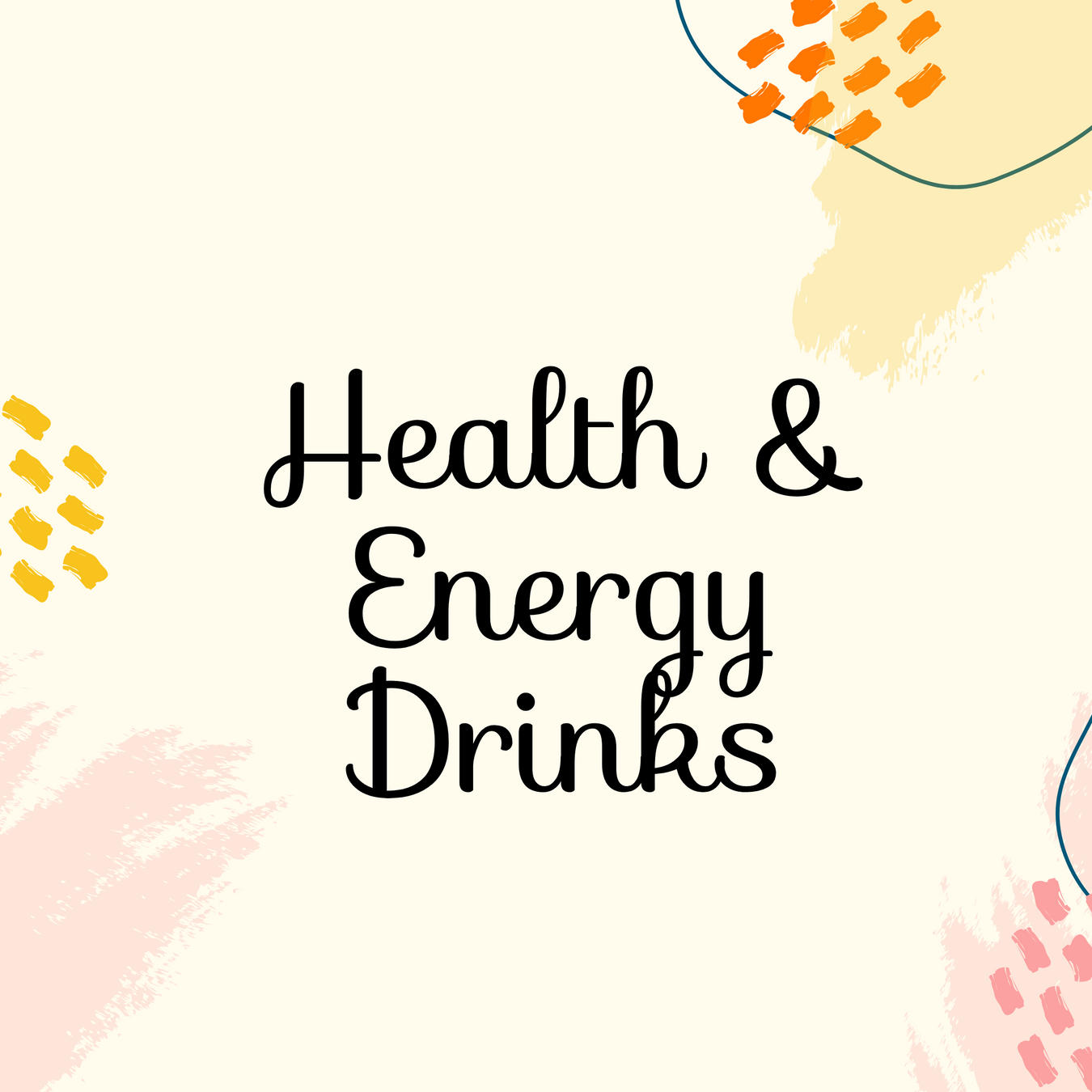Health & Energy Drinks