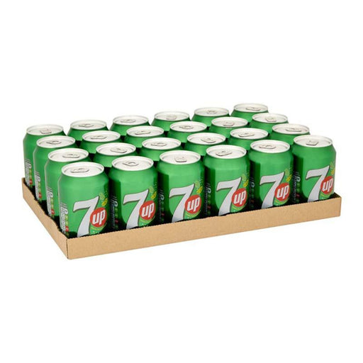 Soft Drink 7up Cans 330ml Pack Of 24 - ClicknCollect