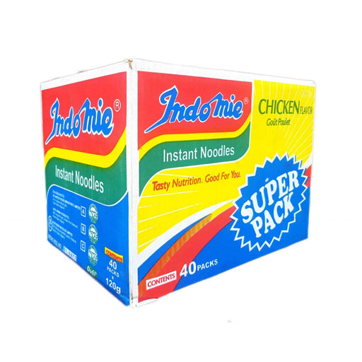 Indomie Instant Noodles Box (40pcs) - ClicknCollect