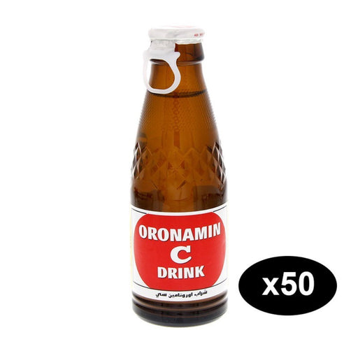 Oronamin C Health Drink, 50 Bottles x 120ml - ClicknCollect