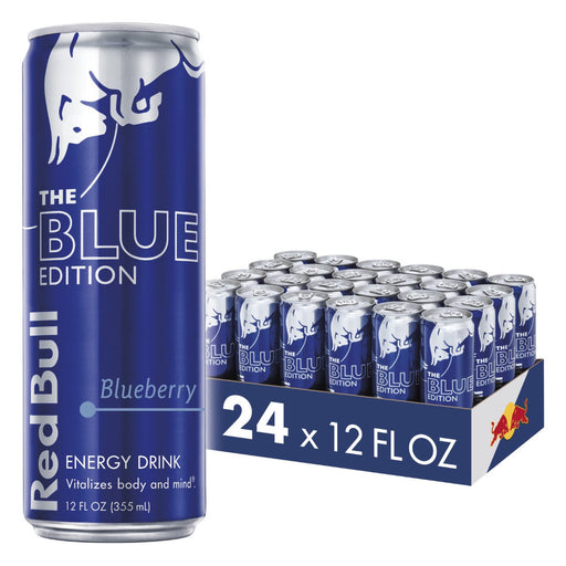 Redbull Special Edition Drink - 250ml (Pack of 24) - ClicknCollect
