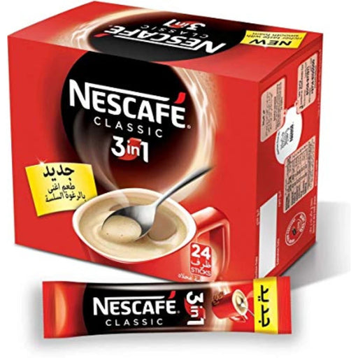 Nescafé 3 in 1 full box - ClicknCollect