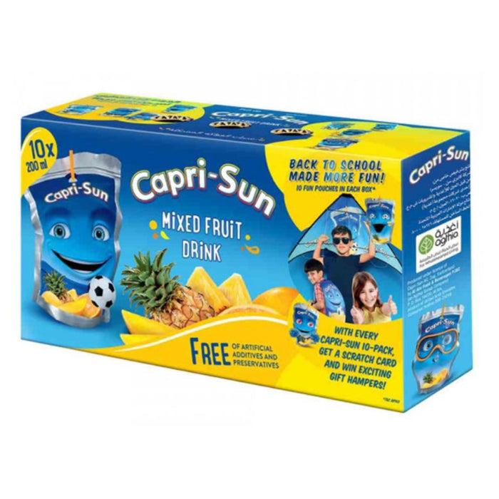 Capri-Sun Drink 200ml x Pack of 40