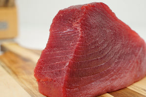 Hawaiian Ahi Bright Red Sashimi Cut 2 lbs