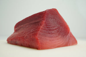 Hawaiian Ahi Bright Red Sashimi Cut 5 lbs