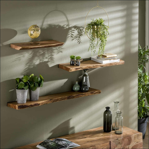 Image of Wandplank Edge Set Compleet Wandschappen