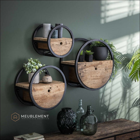 Image of Wandschap Circular Set Compleet Wandschappen