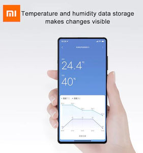 Bluetooth Temperature & Humidity Monitor