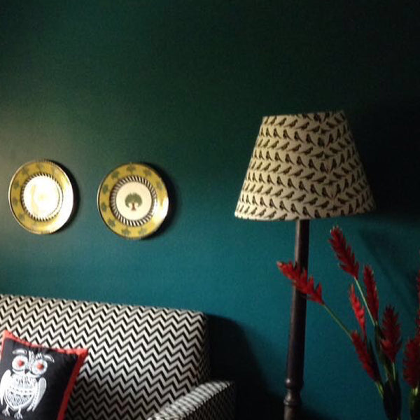 fabric lampshade upholstery cotton