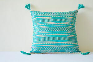 Load image into Gallery viewer, Geometric Elements Cushion Cover