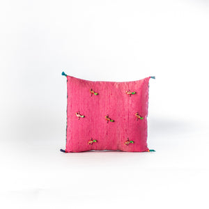 Birdies cushion cover