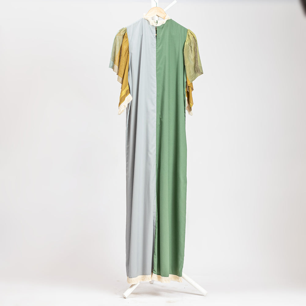 Shades of olive Kaftan