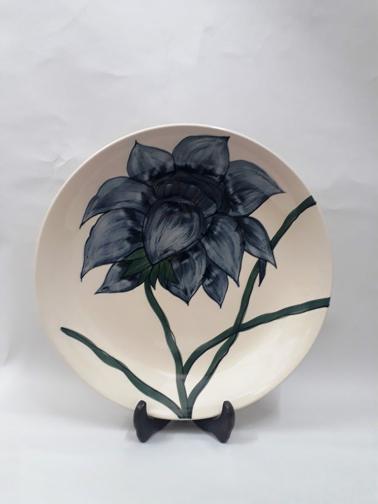 Load image into Gallery viewer, JARDIN PLATTER - Blue
