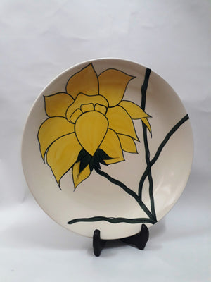 JARDIN PLATTER - Yellow