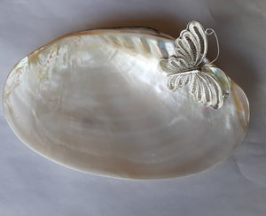 Butterfly Shell tray