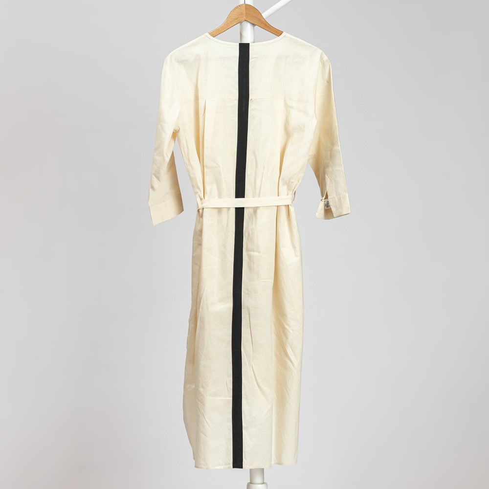 Load image into Gallery viewer, Kora tunic dress with belt