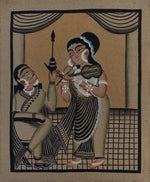 KALIGHAT : Playing the Violin
