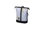Tarpaulin Backpack White