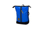 Tarpaulin Backpack Blue