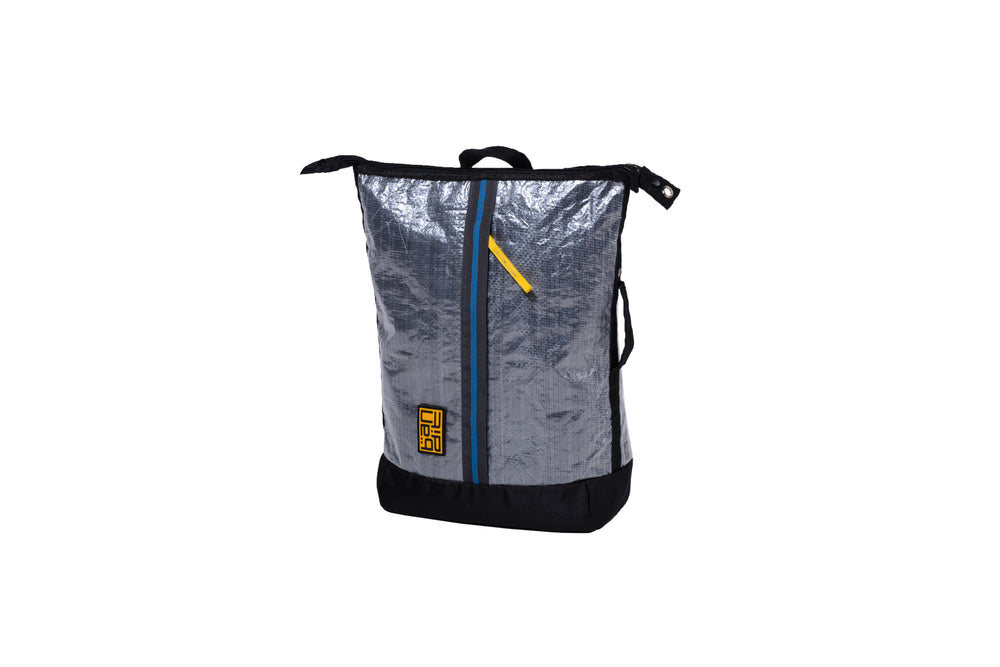 Tarpaulin Backpack Transparent