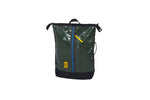 Tarpaulin Backpack Green