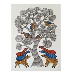 GOND :Living in Harmony
