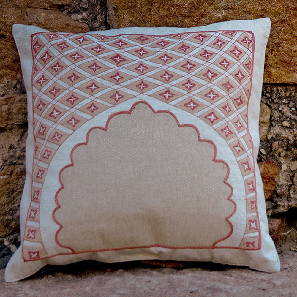 Load image into Gallery viewer, Fateh Darwaza Cushion Cover