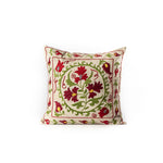 Afghan Suzani Cushion Cover
