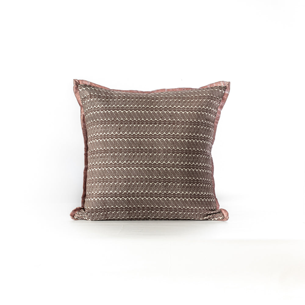 Load image into Gallery viewer, Woven Ahimsa Silk Cushion Cover