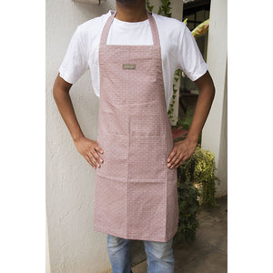 Load image into Gallery viewer, Apron-Geo Pink