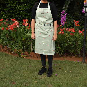 Load image into Gallery viewer, Acrylic Coated Apron - Ladybird