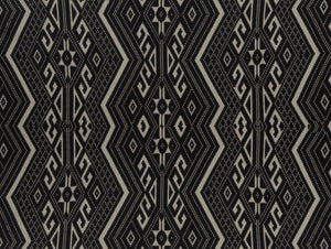 Tribal Aztec - Woven Fabric (Reversible)