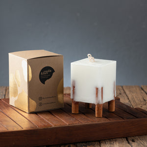 Cinnamon Stool Candle