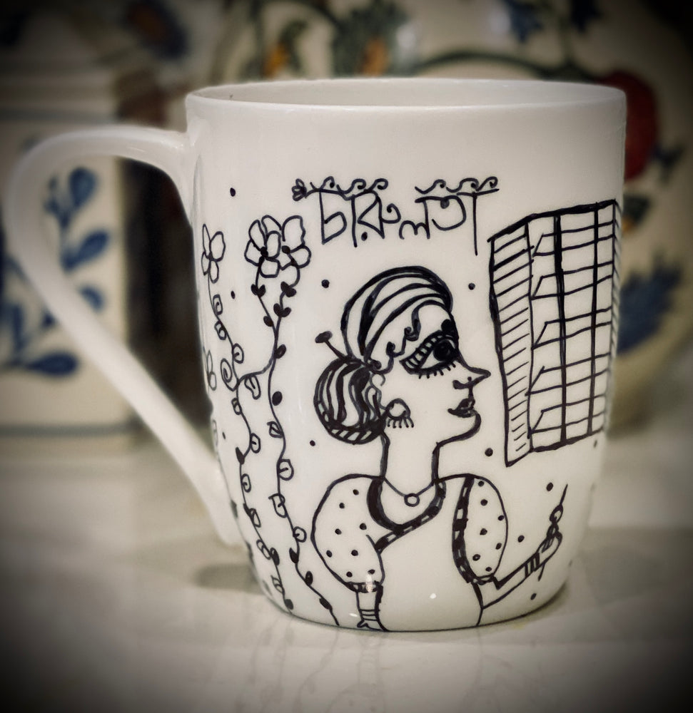 Nayok Charulata Coffee Mug Set