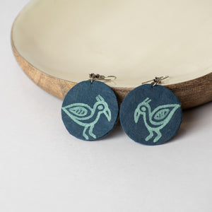 Load image into Gallery viewer, Upcycled Earrings
