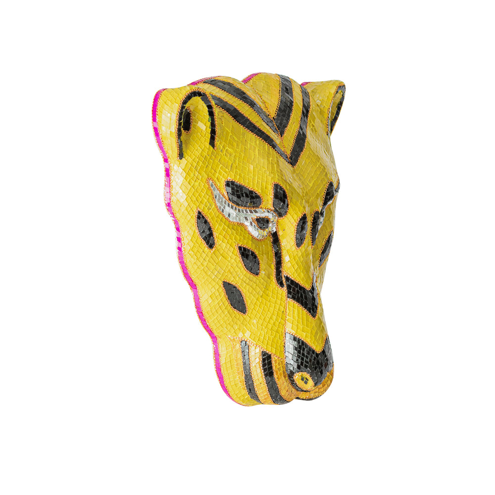Load image into Gallery viewer, Yellow Mask