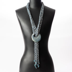 Upcycled Necklace Tie