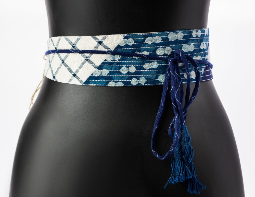 Upcycled Cloth Belt