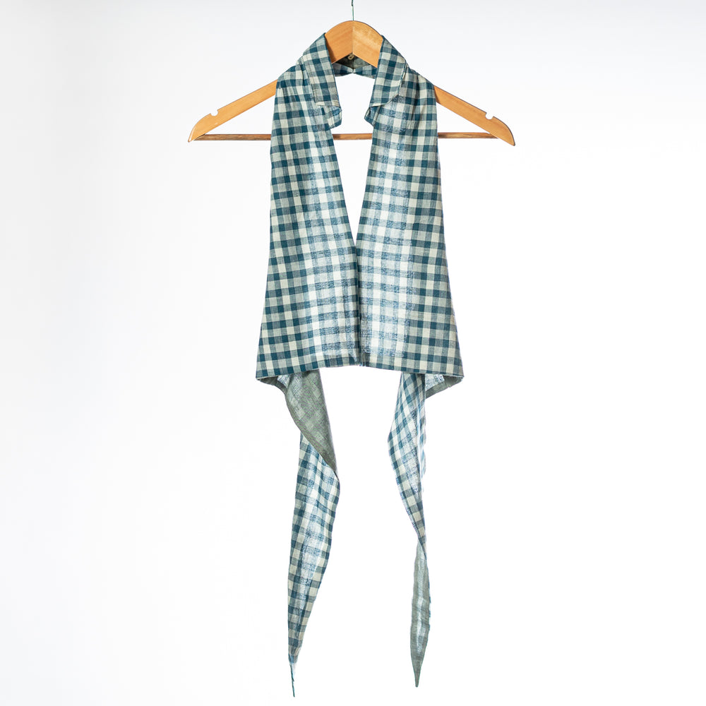 Load image into Gallery viewer, Phulia Plaid Halter